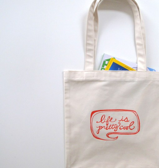 Fun Canvas Tote Bags